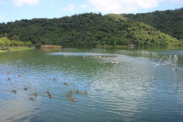 0908冬山鄉梅花湖與三清宮 (7)