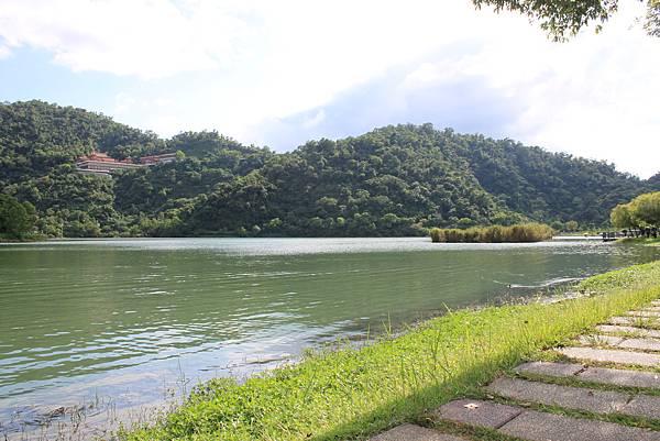 0908冬山鄉梅花湖與三清宮 (15)