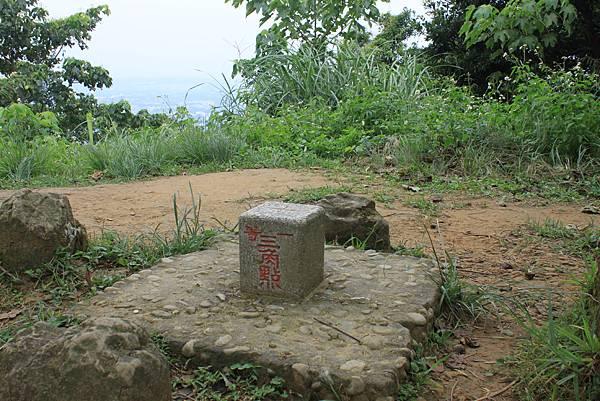 0930小粗坑古道上石門山頂 (23)