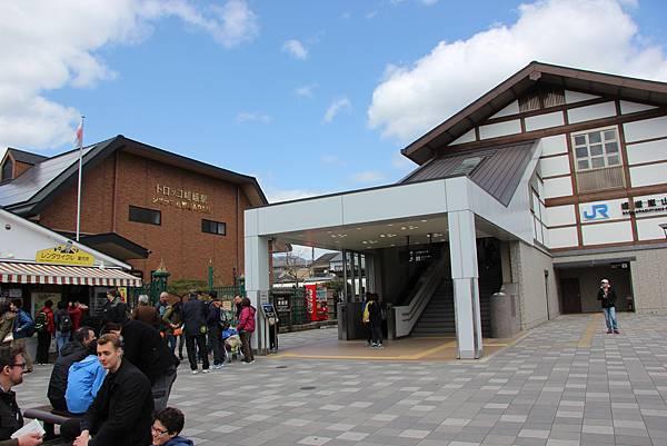 0326京都嵐山瑳峨野觀光火車、保津川遊船 (4).JPG