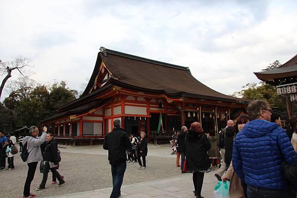 0327京都八阪神社、花見小路 (2).JPG