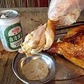 宜蘭烤雞 蜜蜜雞地