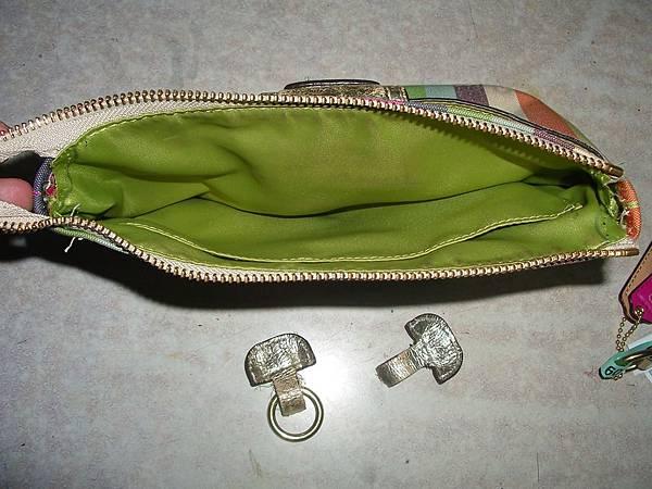 修理皮包揹帶