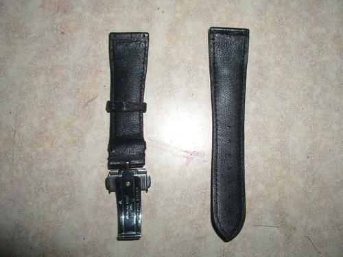 錶帶內裡皮料的更新