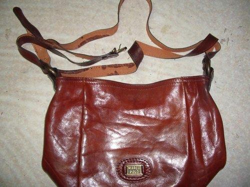 皮包揹帶脫線及脫膠的修補