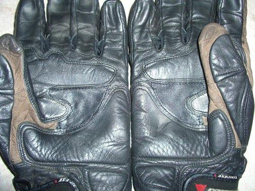 修補重機皮手套