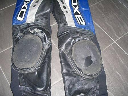 重機防摔衣褲的修補、修改