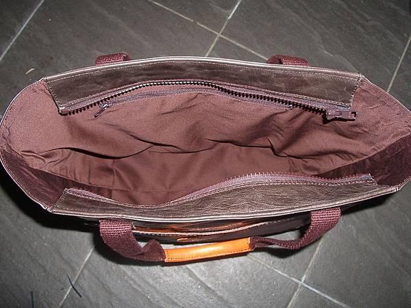 皮包加裝內裡及內袋