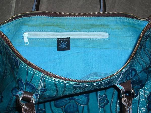 皮包內裡布料脫色