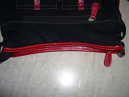 皮包的包邊皮料龜裂脫皮