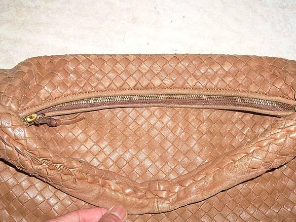 皮包更換新拉鍊