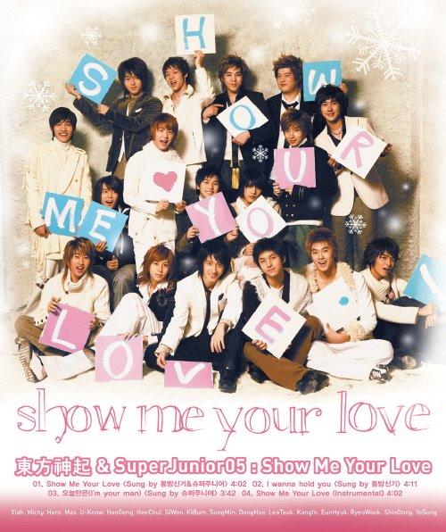 showmeyourlove