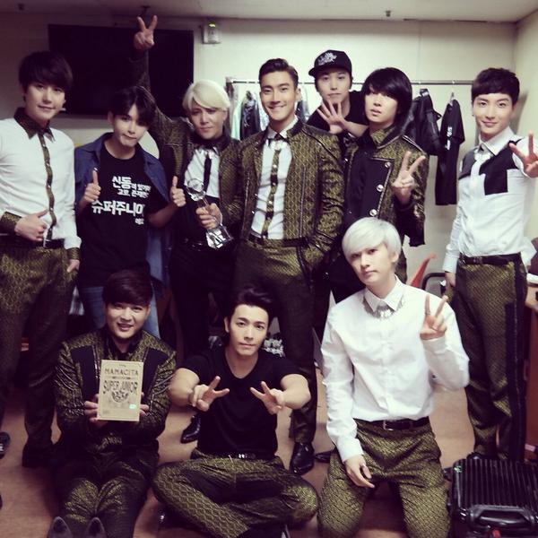 140912 Siwon Twitter