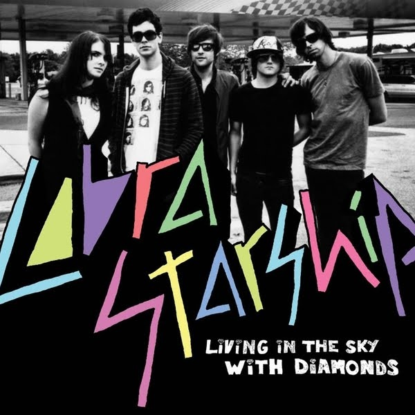 Living In The Sky With Diamonds