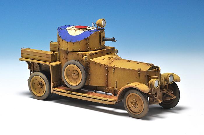 Rolls Royce Armoured Car_2