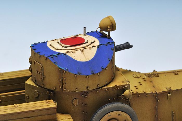 Rolls Royce Armoured Car_3