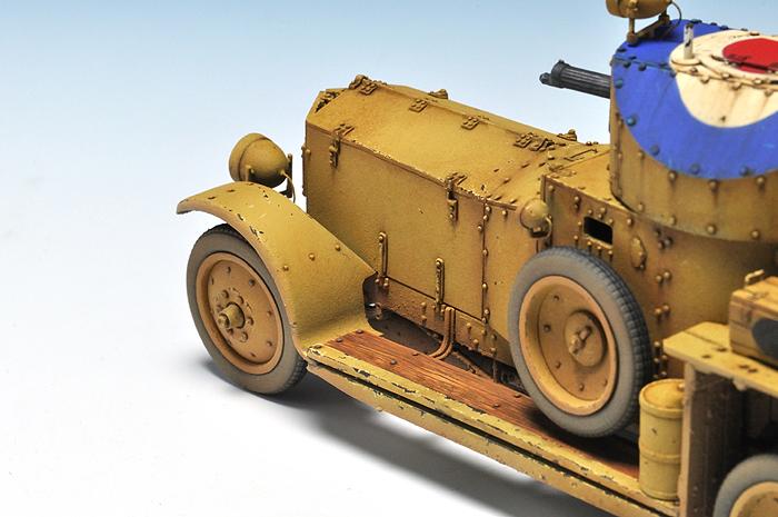 Rolls Royce Armoured Car_5