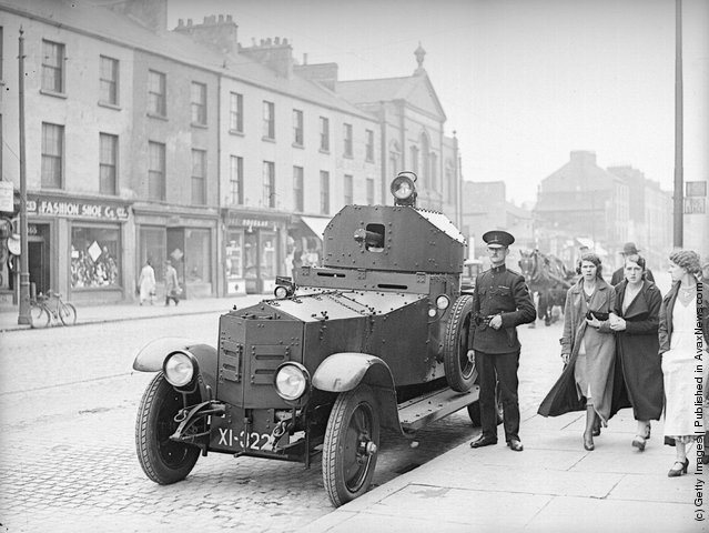 Rolls Royce Armoured Car_9