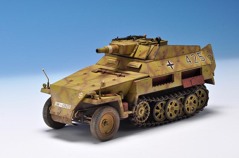German SdKfz 250-8_MMODEL_1