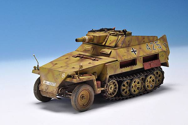 German SdKfz 250-8_MMODEL_1