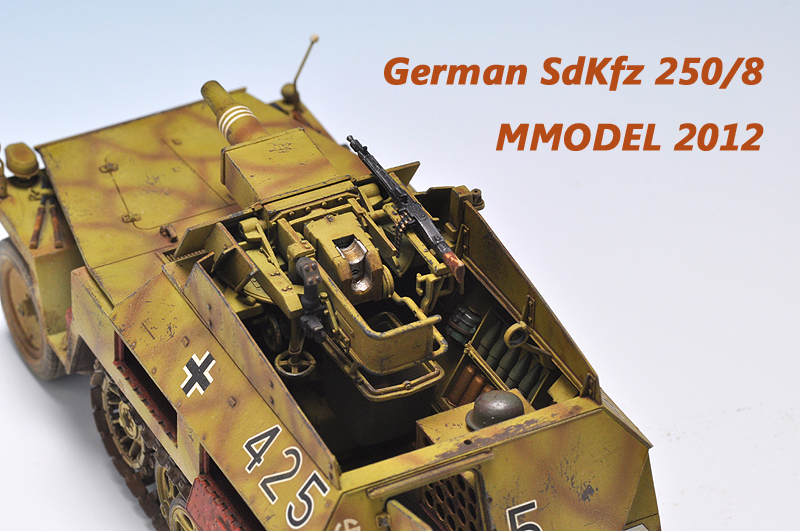 German SdKfz 250-8_MMODEL_2
