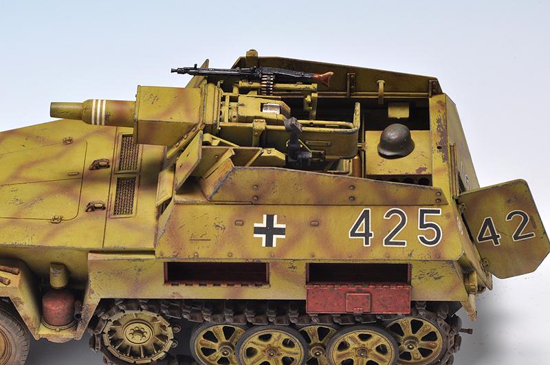 German SdKfz 250-8_MMODEL_4