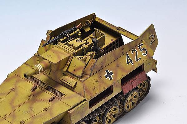 German SdKfz 250-8_MMODEL_5
