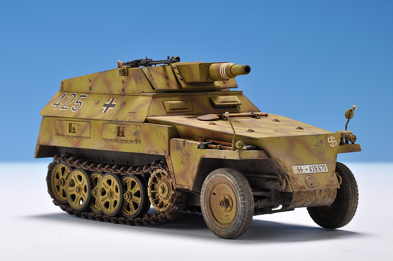 German SdKfz 250-8_MMODEL_6