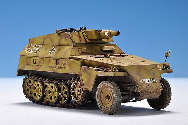 German SdKfz 250-8_MMODEL_6
