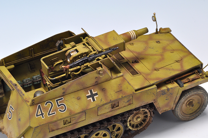 German SdKfz 250-8_MMODEL_7