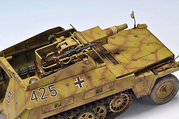 German SdKfz 250-8_MMODEL_7