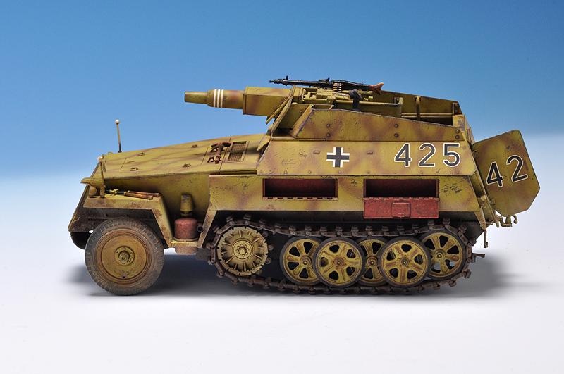 German SdKfz 250-8_MMODEL_8