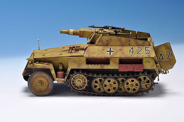 German SdKfz 250-8_MMODEL_8