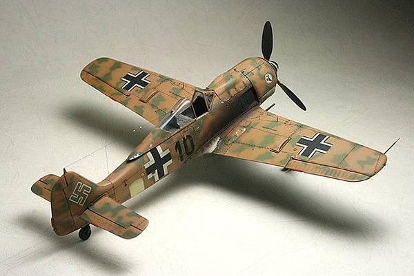 German_Fw190_Mmodel_4