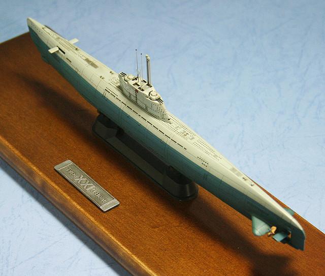 U-Boat_XXI_mmodel_1