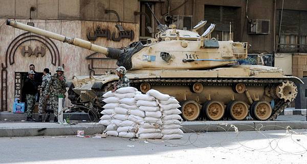 Egyptian M60A3