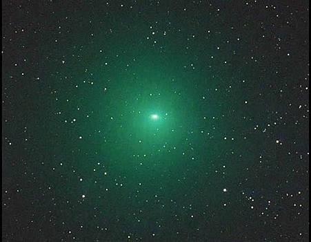比預期亮百倍!北半球有望看見罕見綠彗星
