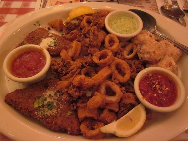 義大利餐廳前菜