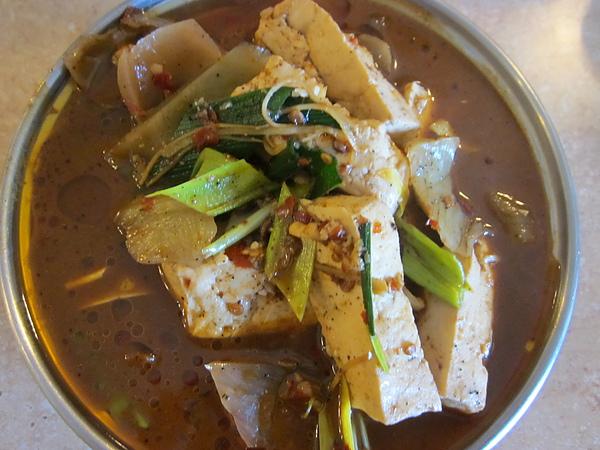 China town晚餐 - 麻辣臭豆腐