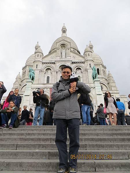 法國巴黎聖心堂