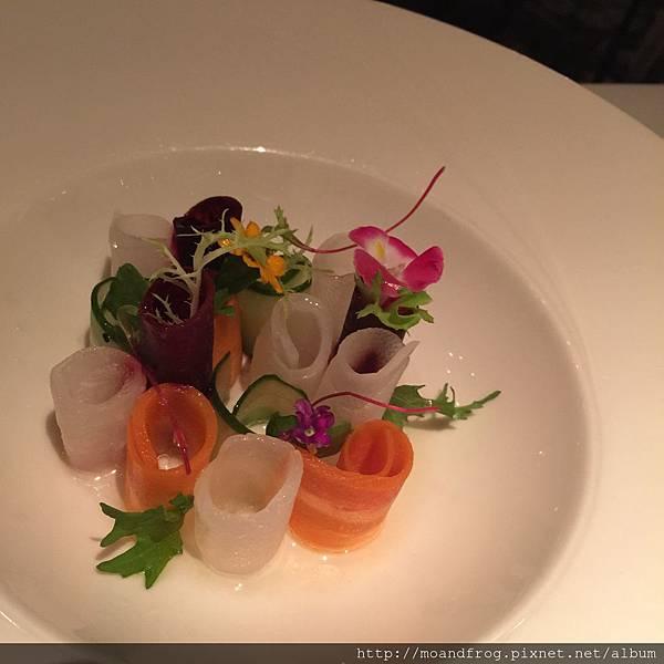 歐華酒店-地中海低溫烹調蔬菜沙拉