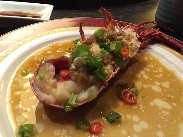 菊川日本料理-大龍蝦