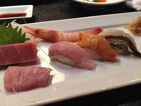 菊川日本料理-生魚片盤