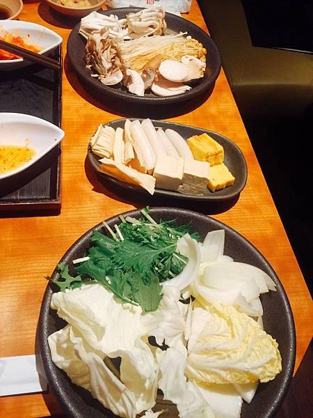 喜歡的都可以無限續點 ~ 特愛日本水菜
