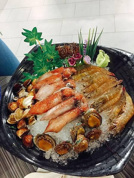 九鼎蒸霸_鳳山店_海鮮盤
