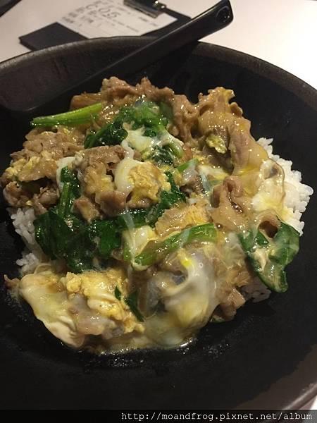 三重鮨壽司旗艦店-牛肉丼飯