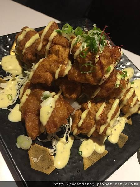 三重鮨壽司旗艦店-炸唐揚 $199