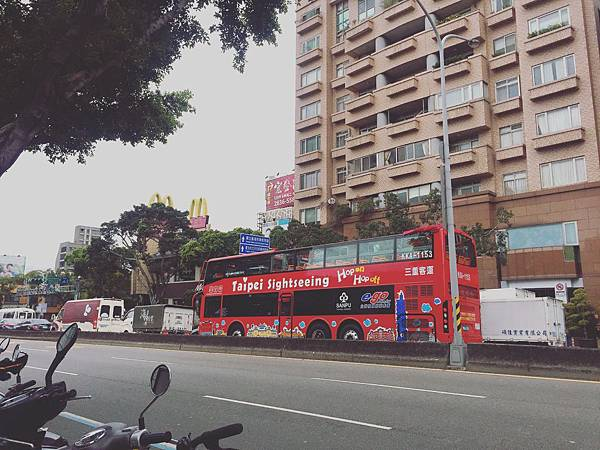 Taipei Sightseeing Bus(台北101到故宮)