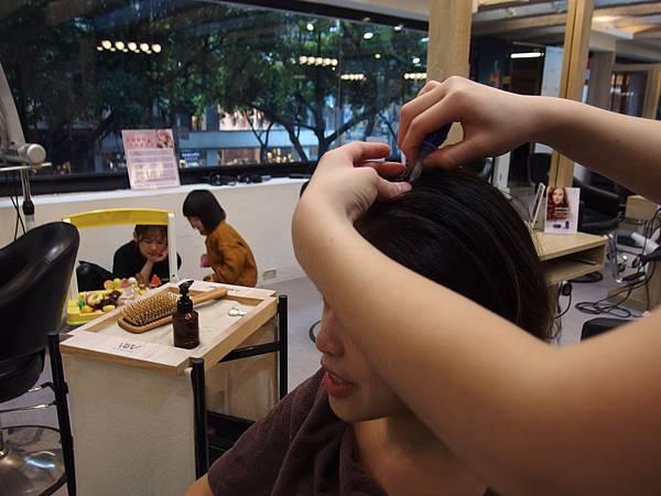 wittywoman排毒洗髮紓壓-使用精油