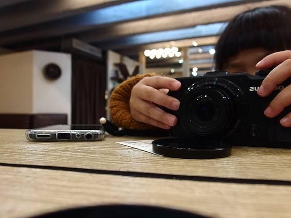 阿麵也想當攝影師